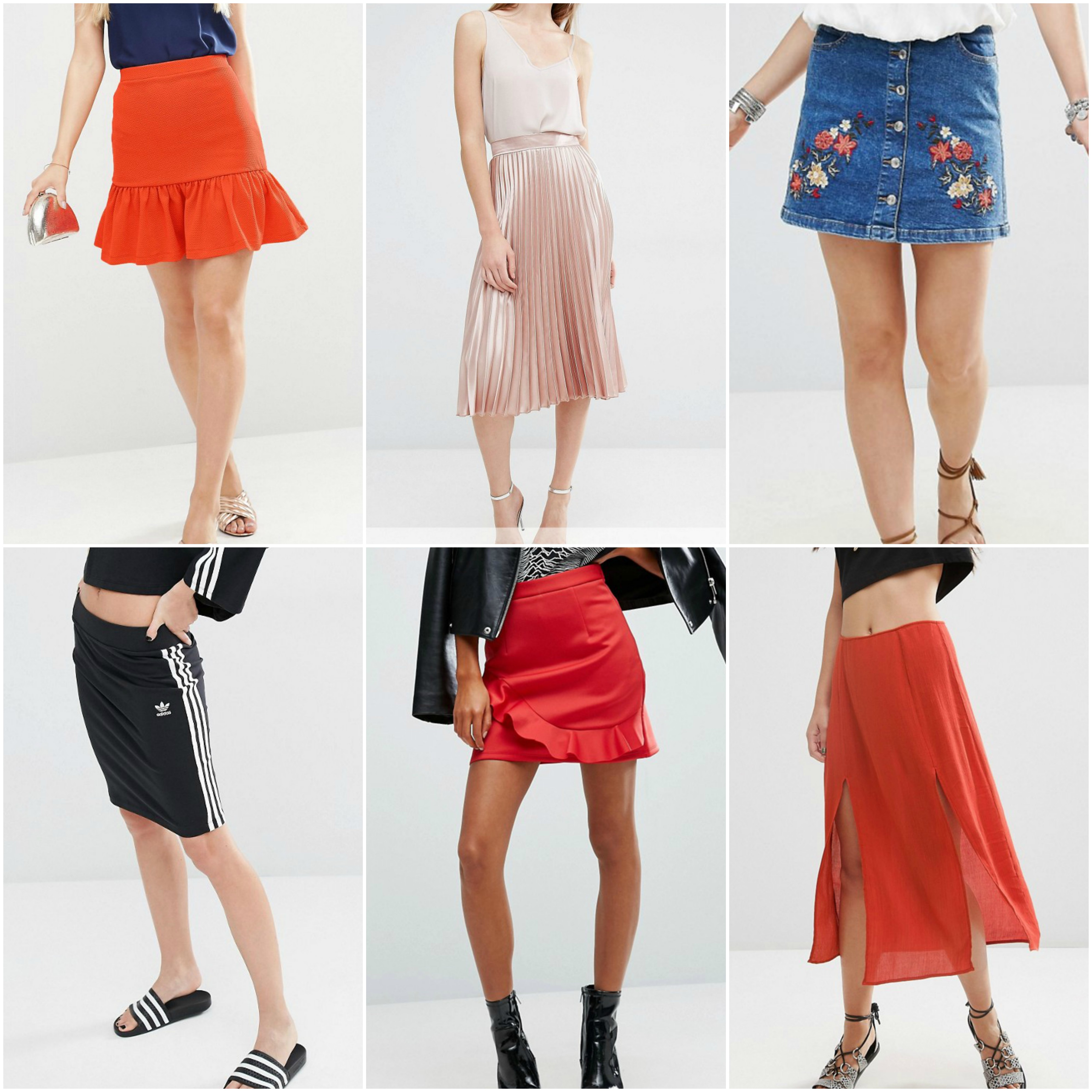 skirts, outfit